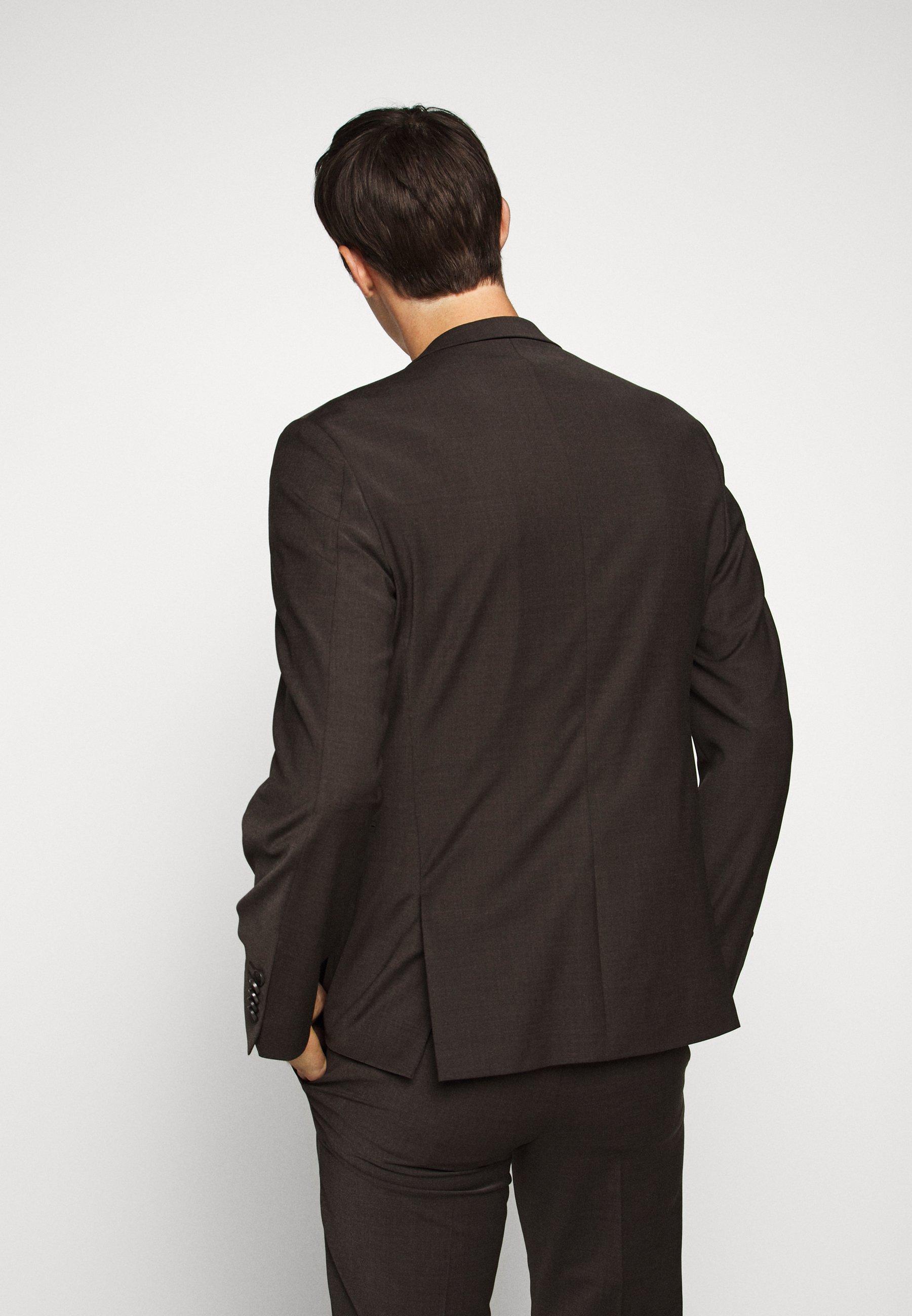 Hyper Online Overkommelige Tøj til herrer DRYKORN IRVING Jakkesæt blazere brown KvJ4TL d41syZ