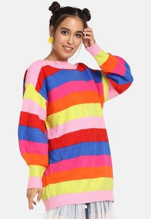 Mikina - multicolor