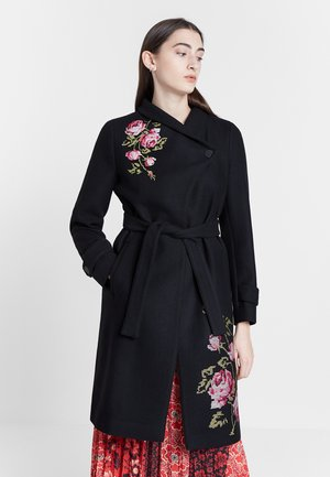 DESIGNED BY M. CHRISTIAN LACROIX - Manteau court - black