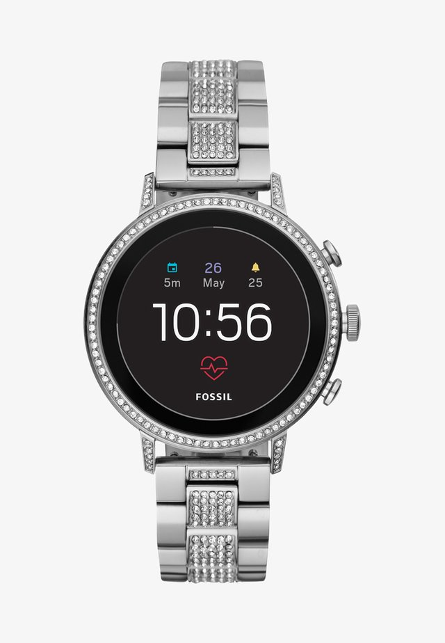 Q VENTURE - Smartwatch - silver-coloured