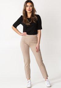 Indiska - Leggings - Trousers - beige - 0