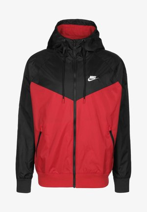 Outdoor jacket - university red/black/white