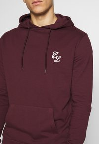 CLOSURE London - SIGNATURE TRACKSUIT  - Hoodie - port - 9