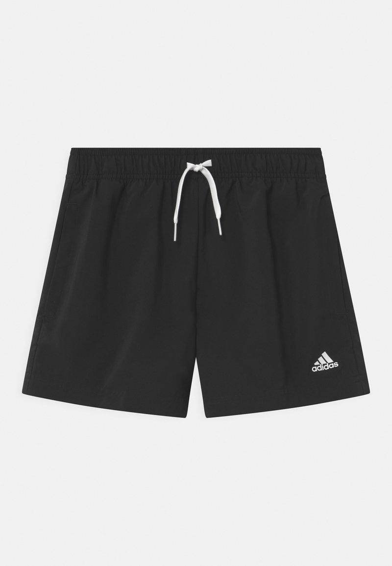 adidas Performance - CHELSEA UNISEX - Sports shorts - black/white