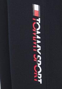 Tommy Hilfiger - BIG LOGO - Pantalon de survêtement - blue - 4