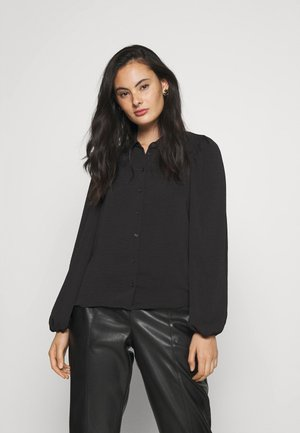 VMWIGGA - Button-down blouse - black