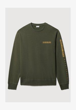 Sweatshirt - green depths