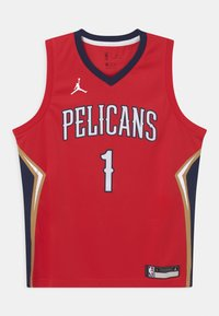 Nike Performance - NBA NEW ORLEANS PELICANS ZION WILLIAMSON BOYS - Club wear - red - 0