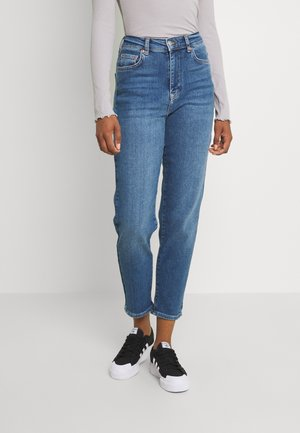 COMFY MOM - Relaxed fit jeans - skyline blue