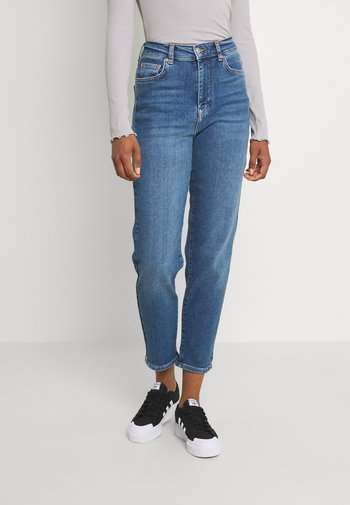 COMFY MOM - Jeans relaxed fit - skyline blue