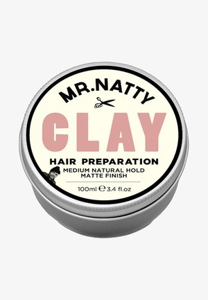 CLAY HAIR PREPERATION - Hair styling - -