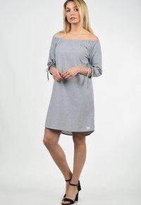 Blendshe - Day dress - dark blue - 1