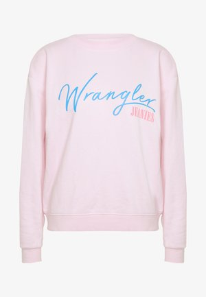 HIGH RETRO - Sweatshirt - cradle pink