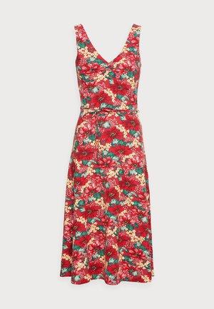 ANNA DRESS PACIFICA - Vestito di maglina - icon red