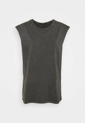 RAMIS - T-shirt basic - vintage stone grey