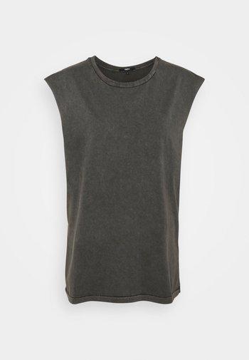 RAMIS - T-shirt - bas - vintage stone grey