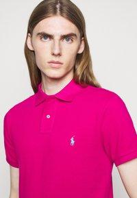 Polo Ralph Lauren - SHORT SLEEVE KNIT - Polo - aruba pink - 3