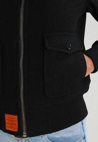 Bombers - AVIATOR - Light jacket - black - 4