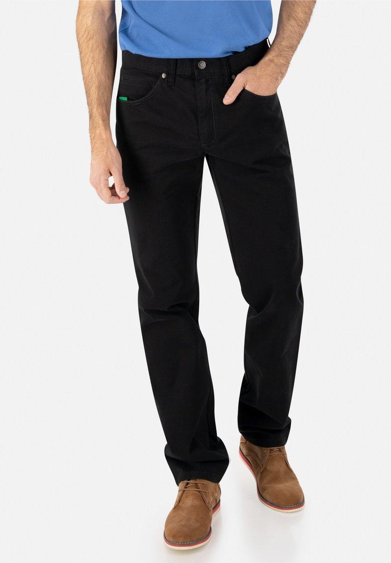 Club of Comfort - Straight leg jeans - schwarz 10