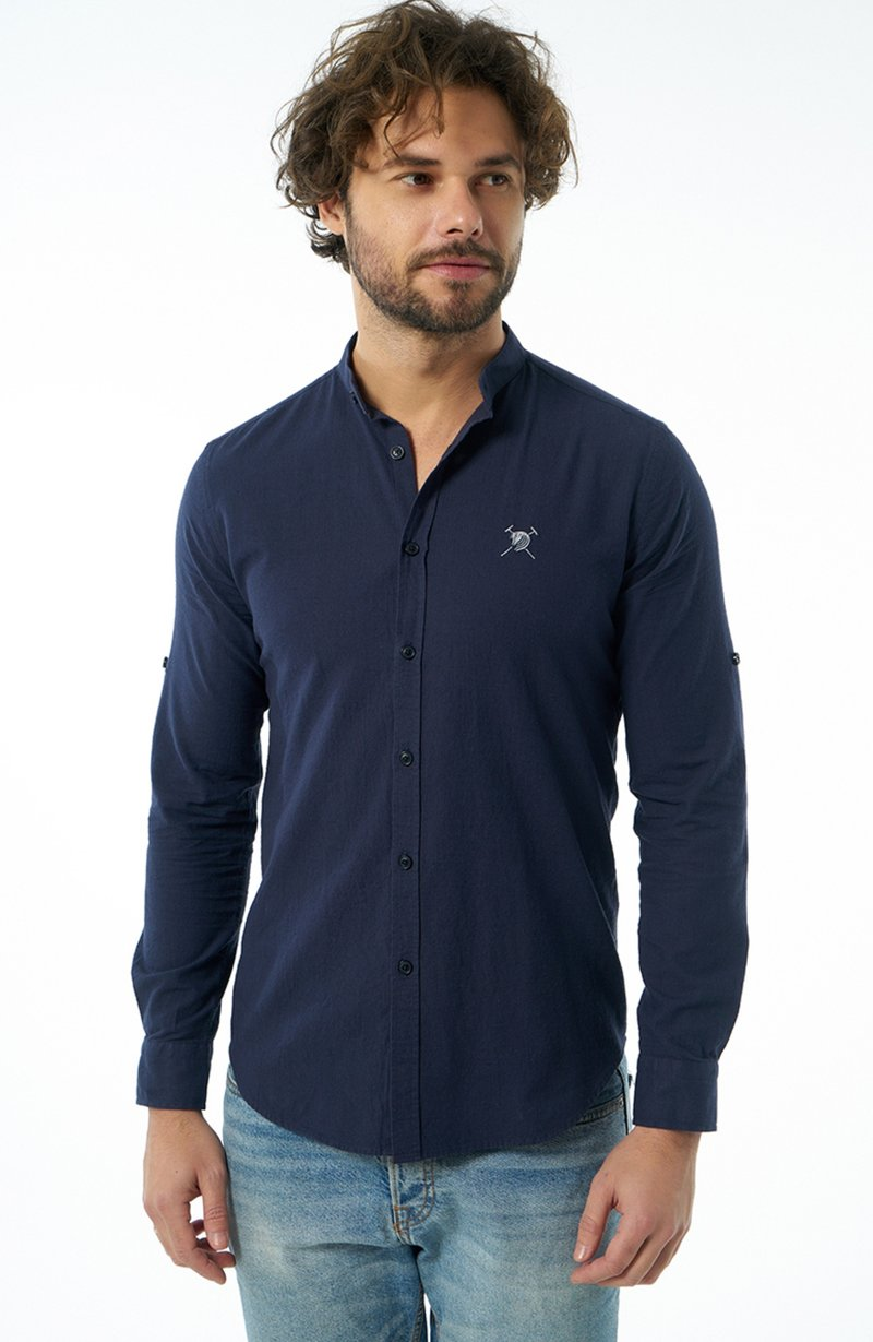 Auden Cavill - Formal shirt - dunkelblau