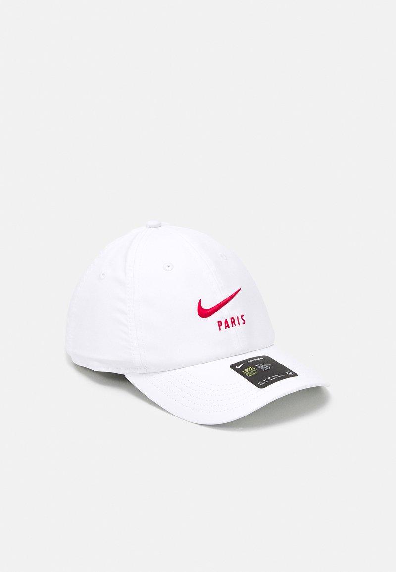 Nike Performance - PARIS ST GERMAIN UNISEX - Kšiltovka - white/university red