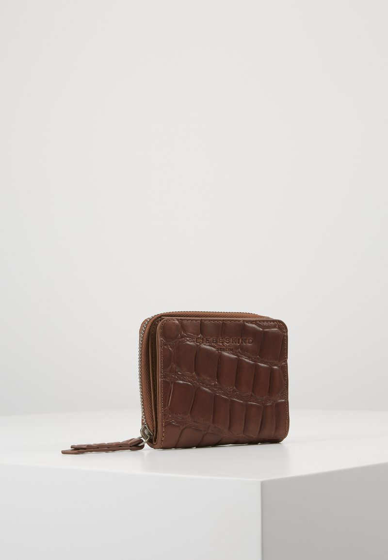 Liebeskind Berlin - MASABIAS - Lommebok - medium brown