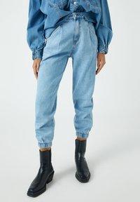 PULL&BEAR - Jeans baggy - blue-grey - 0