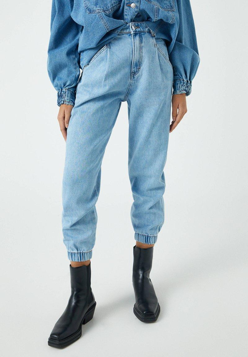 PULL&BEAR - Jeans baggy - blue-grey