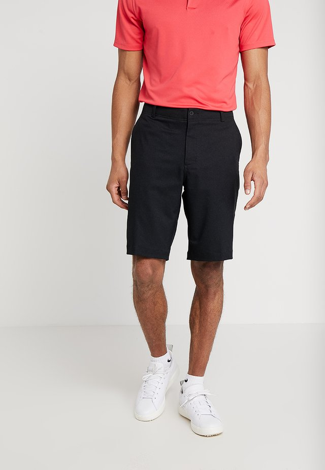 FLEX SHORT ESSENTIAL - Sports shorts - black