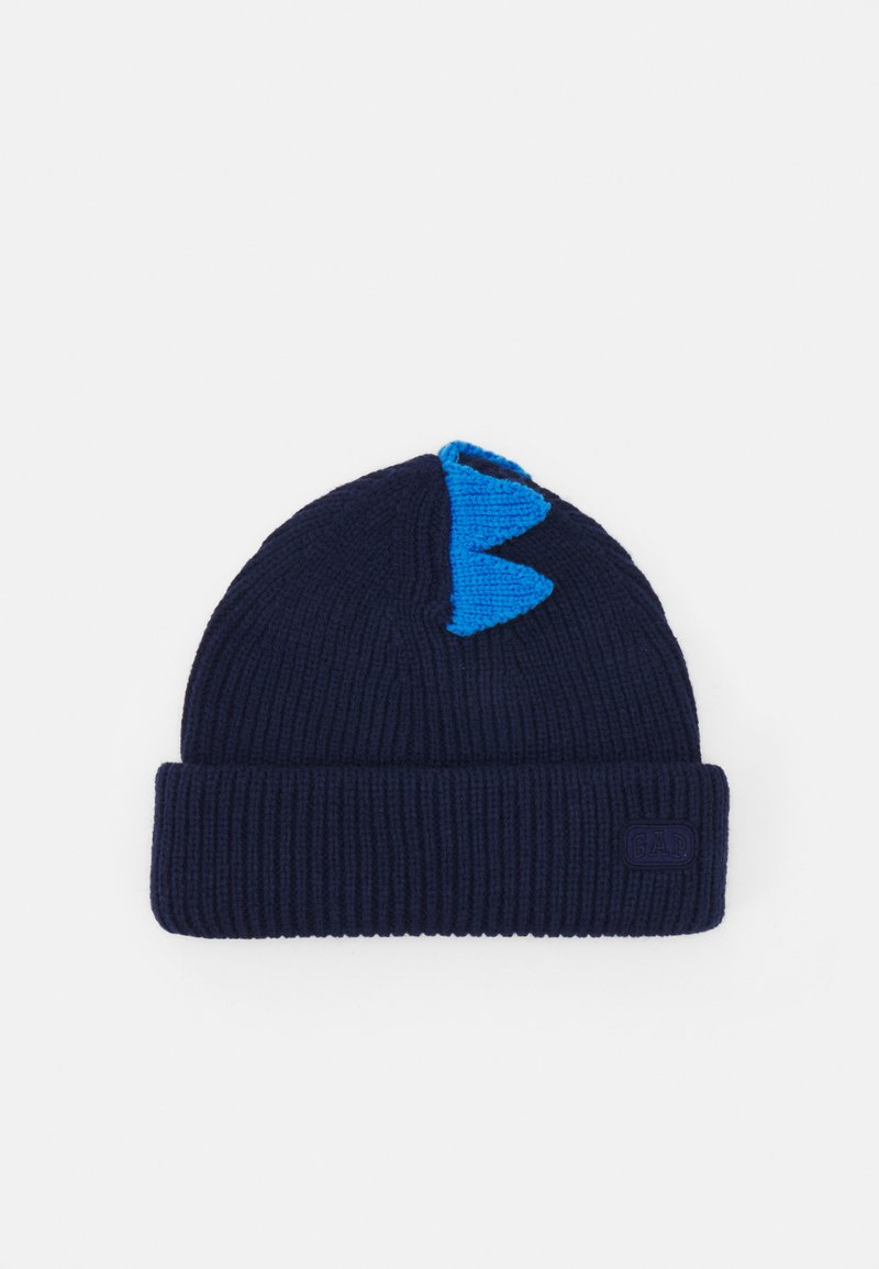 GAP - DINO BEANIE UNISEX - Čepice - elysian blue