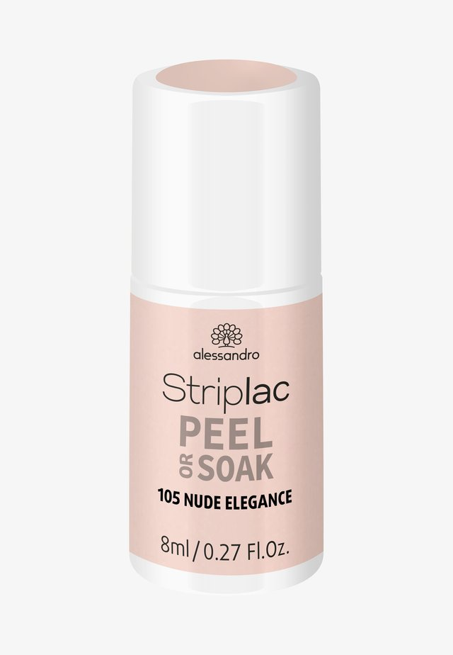 STRIPLAC PEEL OR SOAK UV LAMP - Nail polish - nude elegance
