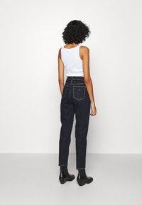 Abrand Jeans - HIGH - Slim fit jeans - mercury - 2