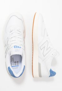 New Balance - ALL COAST - Sneakers - white/royal - 3