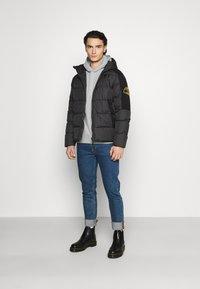 Burton Menswear London - HOOD 2 PACK - Hoodie - navy - 0