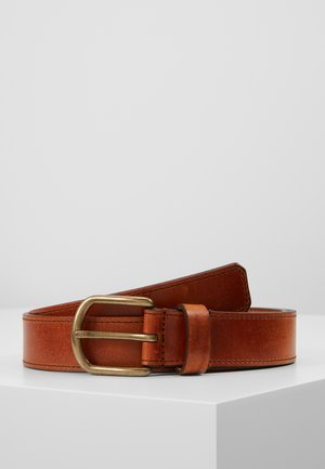 CAPITAL BELT - Belt - cognac