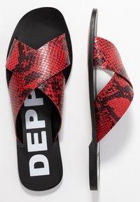 Depp - Pantofle - rojo - 3