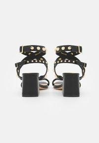Cosmoparis - HARLA - Sandals - noir - 3