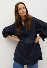 Mango - LUISA A - Button-down blouse - donkermarine - 2