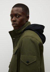 Mango - CADET - Outdoor jacket - khaki - 4