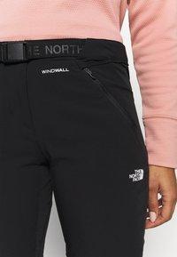 The North Face - DIABLO PANT - Ulkohousut - black - 5
