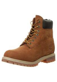 Timberland - PREM RUST - Stivali da neve  - brown - 6