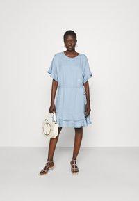 Bruuns Bazaar - PRALENZA UDINE DRESS - Day dress - denim - 1