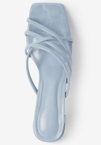 Next - Heeled mules - blue - 2
