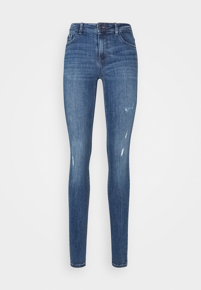 VMLYDIA - Jeans Skinny - dark blue denim