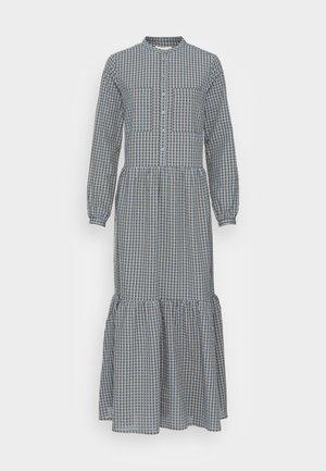 RADA MAXI DRESS - Robe longue - check tradewinds grape leaf