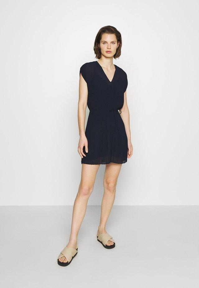 LEOLA SHORT DRESS - Korte jurk - night sky
