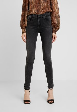 AMY - Skinny džíny - grey denim