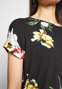 ONLY - Print T-shirt - black - 5
