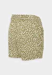 Supermom - FLOWER - Shorts - olive drap - 1