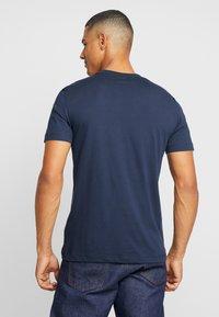 Calvin Klein - T-shirt basic - navy - 2
